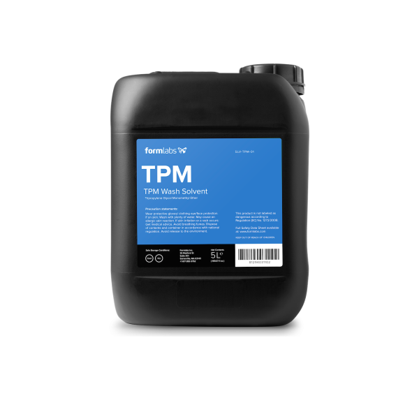 Formlabs - TPM Wash Solvent (5-Litres)