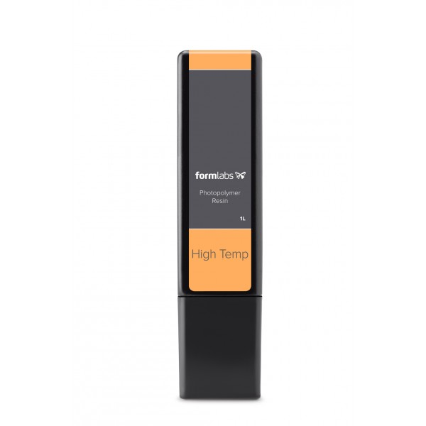 Formlabs - High Temp Resin Cartridge (1 L) for Form 2, Form 3 & Form 3L