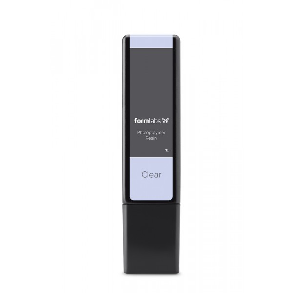 Formlabs Form 2 - Clear Resin Cartridge (1 L)