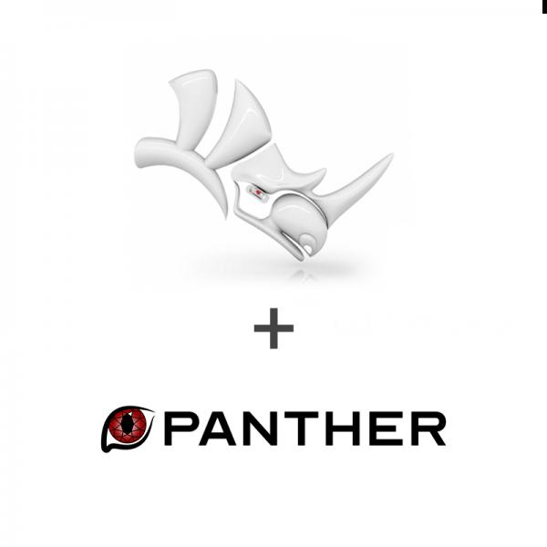Rhino and Panther Bundle