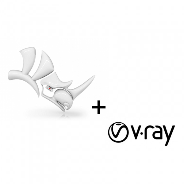 V-Ray Next for Rhino + Rhino v6 for Windows Bundle