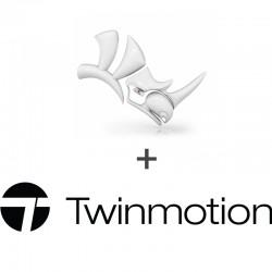 Rhino v7 and Twinmotion License Bundle