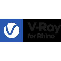 V-Ray 5 for Rhino Workstation